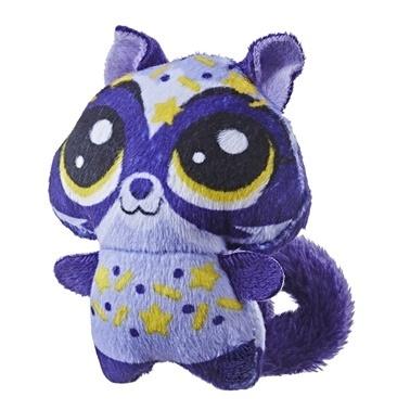 Littlest Pet Shop Littlest Pet Shop Gurme Miniş Peluş Raccoon Renkli